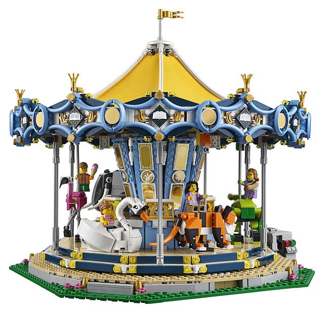 Lego Creator 10257 Carousel 3