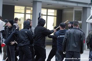 2017.04.21 Dessau Proteste gegen Mahnwache fuer Horst Mahler (12)