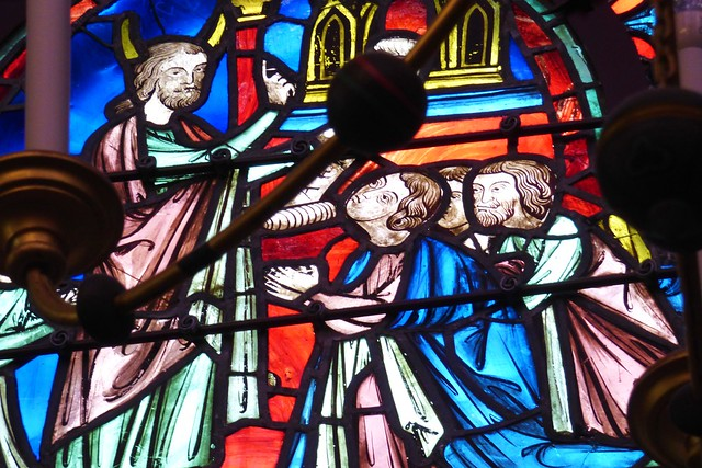 Medieval Admonishment