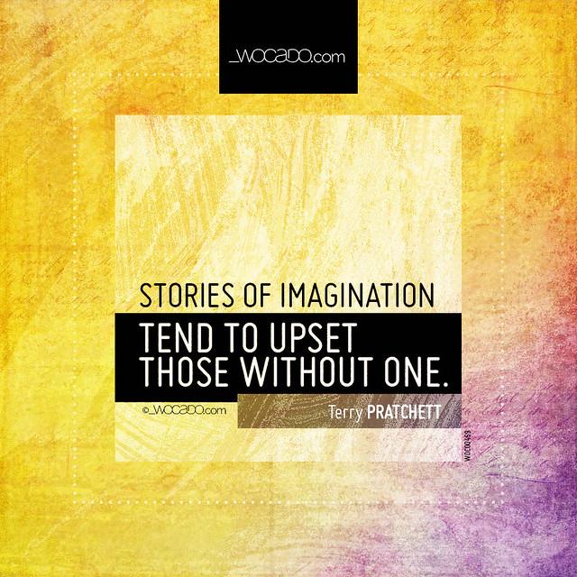 Stories of imagination by WOCADO.com
