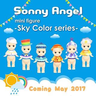 Sonny Angel 天氣系列 Sky Color Series 網路商店獨家發售!!!