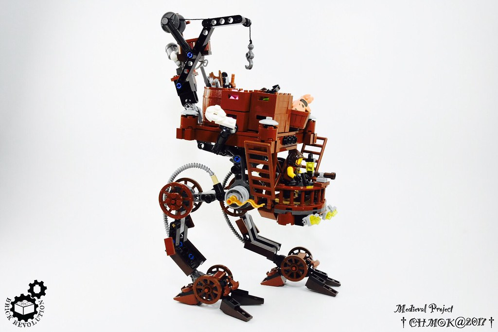 [untitled] (custom built Lego model)