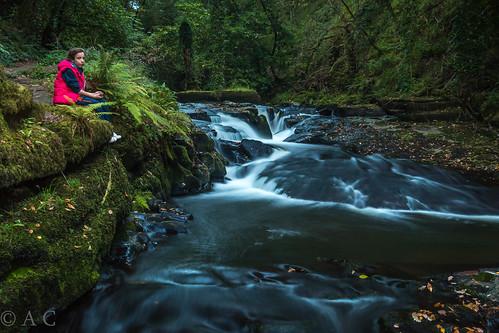 landscape irealnd river clareglens andrea