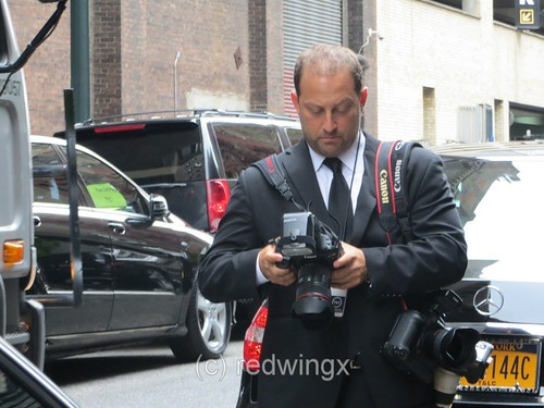 Misc: Hello Mr. Cameraman