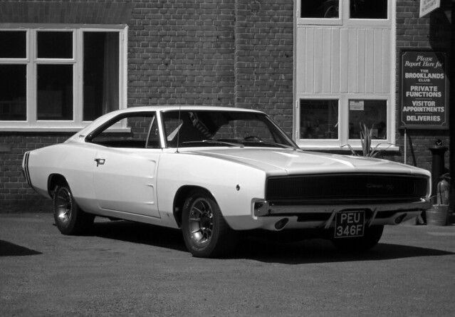 White Dodge Charger >> 1968 Dodge Charger (White) #1 | Flickr - Photo Sharing!