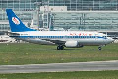 Belavia Belarusian Airlines Boeing 737-5Q8 EW-290PA (826466)