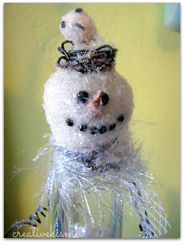 Snowman from Tammy