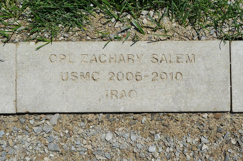 Salem, Zachary