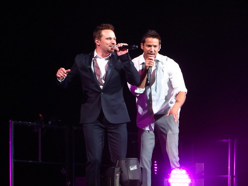 98 Degrees, Bell Centre, The Package Tour,  Canon SX240HS, Montréal, 6 June 2013 (7)