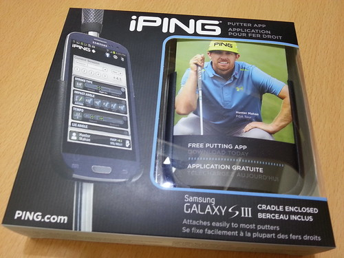 iPING for GALAXY SⅢ