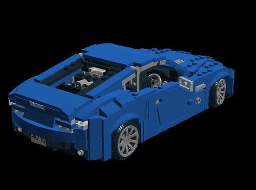 2013 Aston Martin V8 Vantage update 2