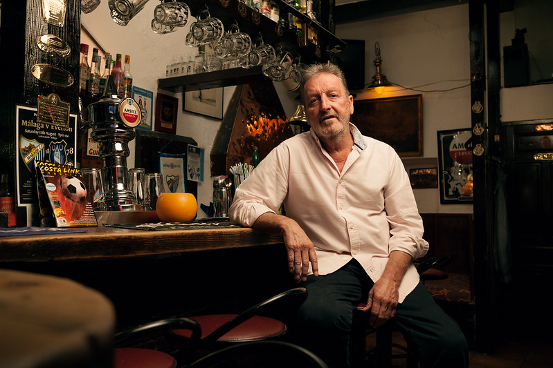 Ken Schooler - A Brit Abroad