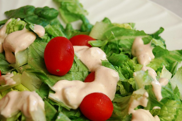 A Simple Real Food Recipe Thousand Island Dressing Egg Or