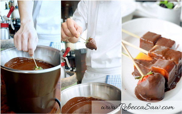 Afternoon Tea, Valrhona Chocolate Buffet -Thirty8, Grand Hyatt KL -008