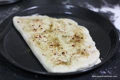Garlic bread stick