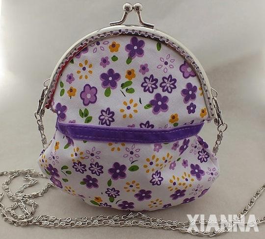 Bolso boquilla Xianna / Xianna framed purse