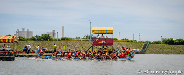 Dragon Boat Race Taiwan