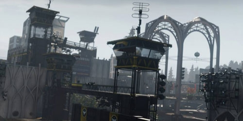 Infamous: Second Son - Locations
