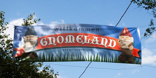 Gnomeland's Banner.