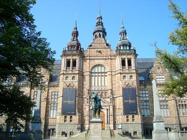 Nordiska Museet, Stockholm