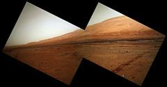 "Curiosity sol 354-56 MAHLI - ""Courtesy NASA/JPL /Caltech/MSSS"" processing 2di7 & titanio44"