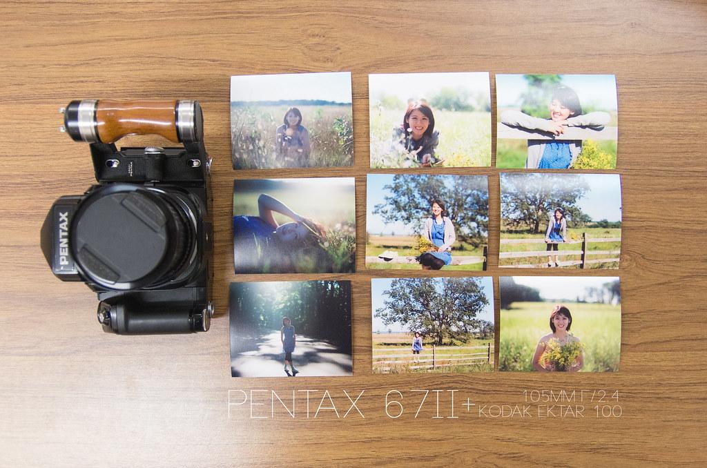 我的第一卷中片幅 - PENTAX 67II+105mm (10/31加2圖)