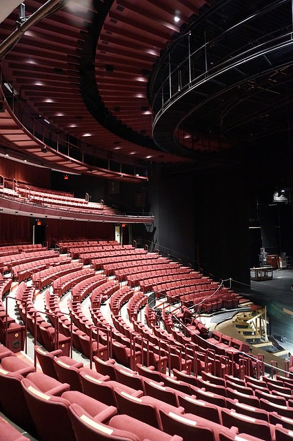 Vivian Beaumont Theater At Lincoln Center Flickr Photo