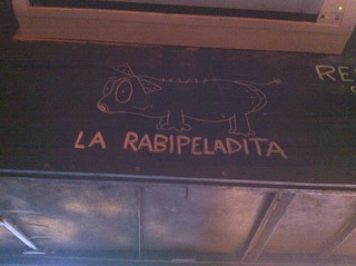Venezuelan  bar in Barcelona, good food and good service