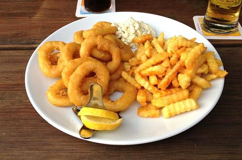 Calamari & Pommes Frites