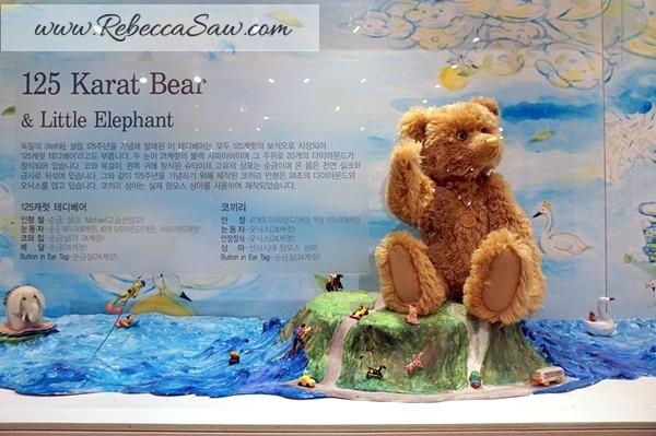 Teddy Bear Museum Jeju Island - Rebeccasawblog-047