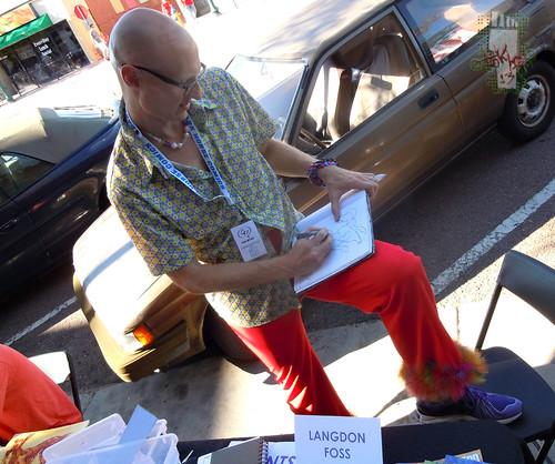 COMIC FEST 2013 :: LANGDON FOSS