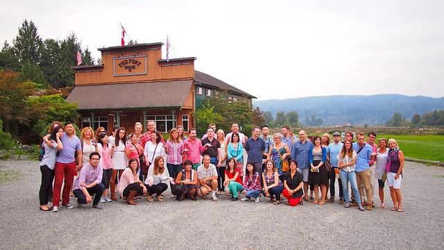 Fort Wine Co.   Langley Passport Wine Tour