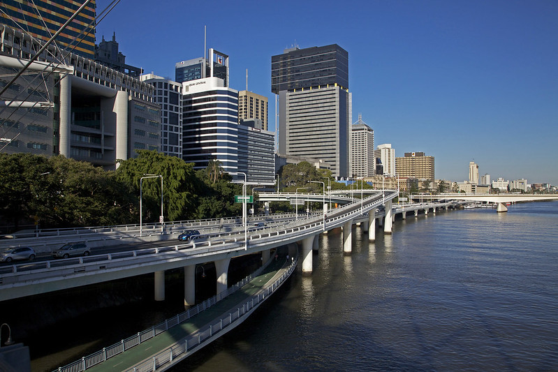 Brisbane by the River