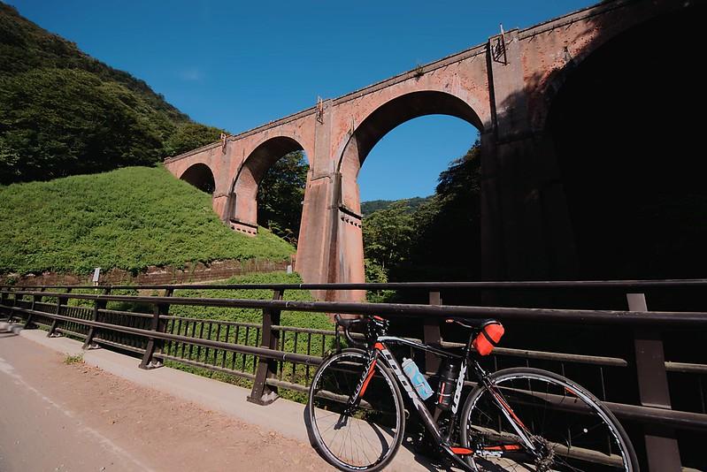 Usuitouge-meganebashi&bicycle