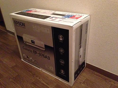 EPSON カラリオ EP-976A3