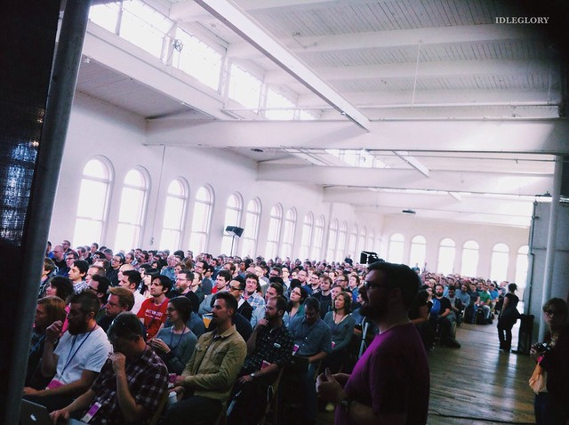 XOXO Festival Conference