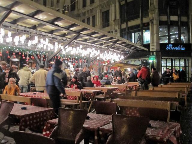 Christmas Market | Budapest, Hungary