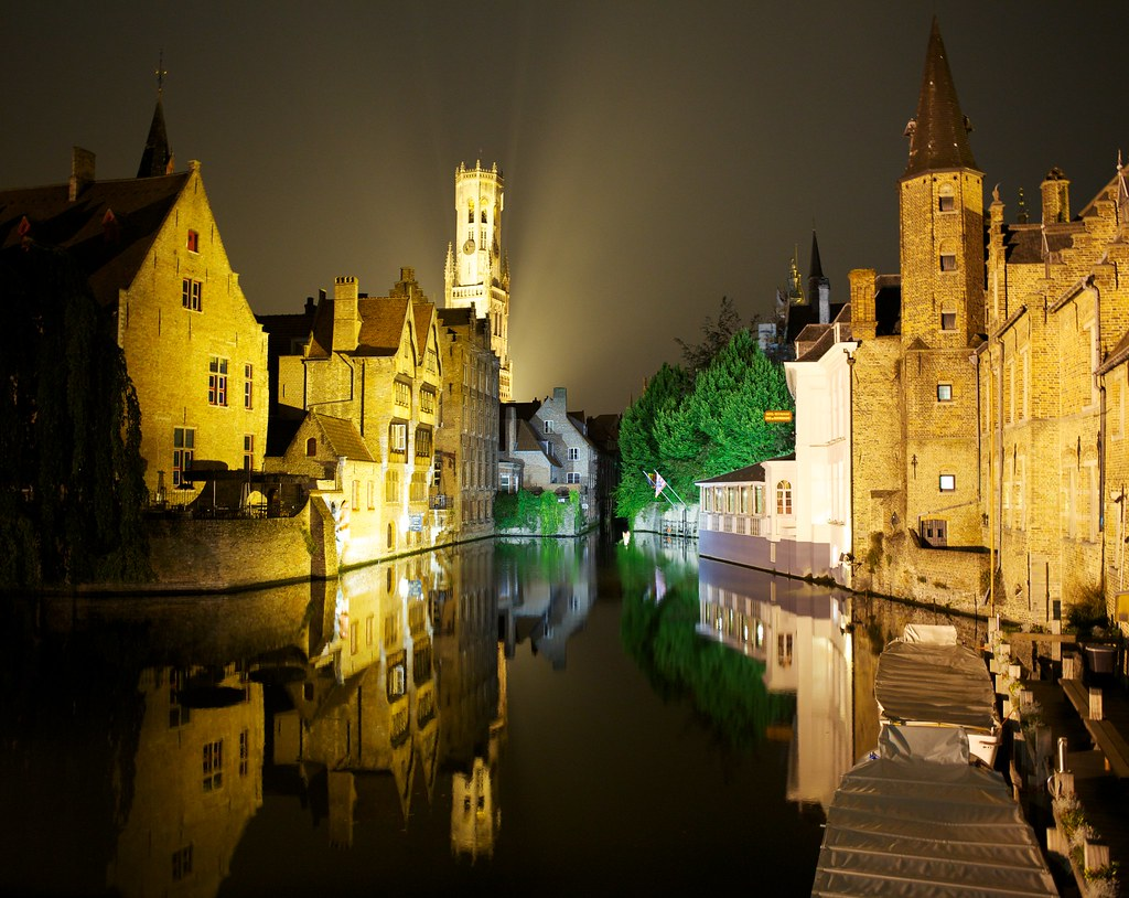 Brugge - Rozenhoedkaai (Explored)