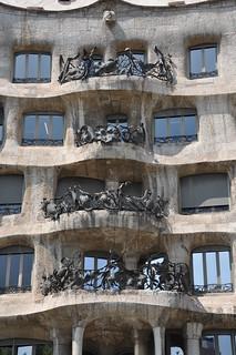 Gaudi's La Pedrera