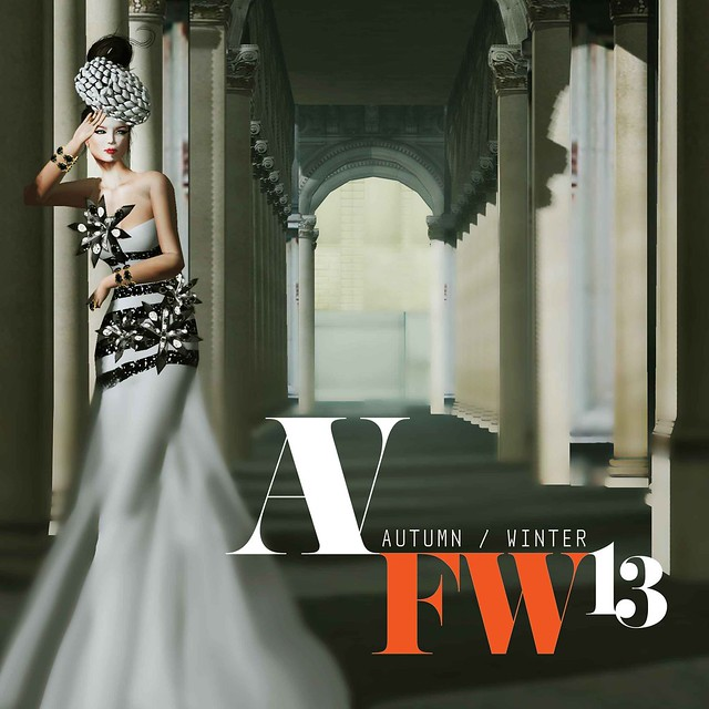 AVENUE A/W FW 2013 –  MODERN COUTURE