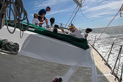 The Kick-Ass Sail