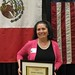 Sandra Sanchez honored by Iowa Int'l Center 9-28-13 19 by AFSC-Iowa