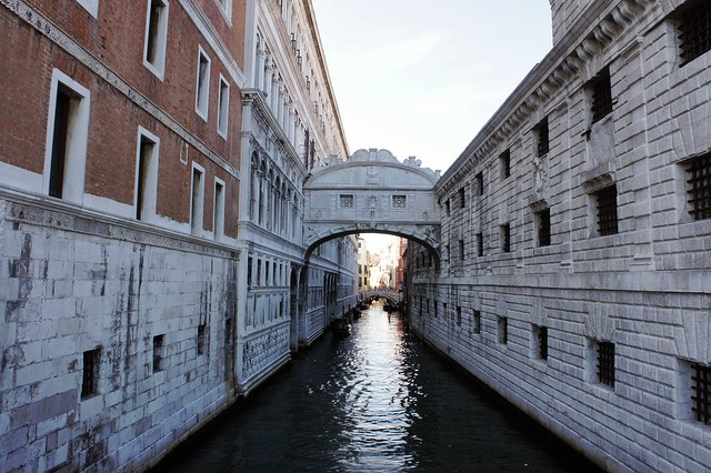 Venezia - Bridge of Sighs