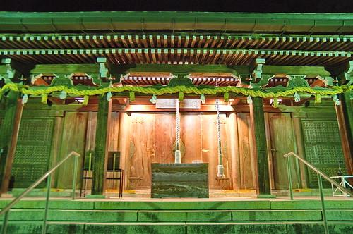 【写真】物部神社