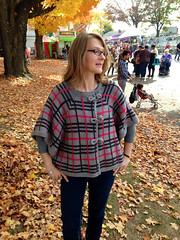 Plaidscape at Rhinebeck 2013