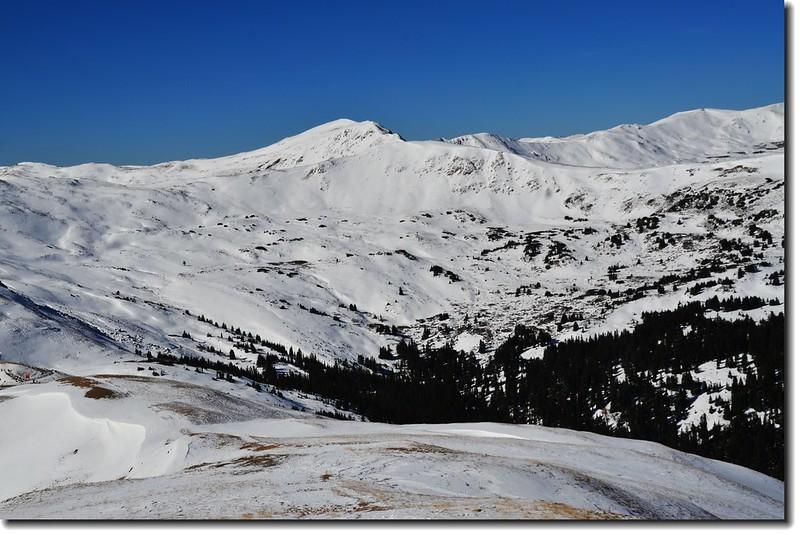 Loveland Pass  山景 5