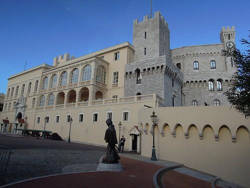 モナコの宮殿