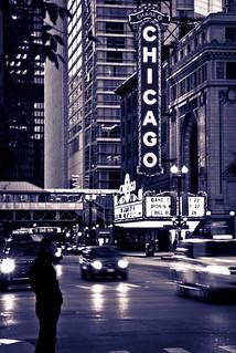 Kuva Chicago Theatre. thechicagotheatre