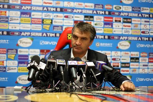 """Catania, De Canio: """"Contro la Juve determinazione e attenzione""""$"""