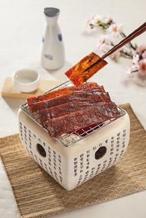 黑胡椒豬肉乾600g